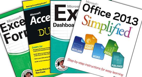MS Office 2013 eBooks